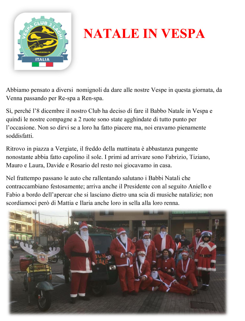 NATALE IN VESPA DI LAURA-1